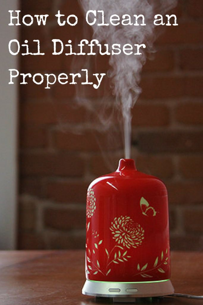 Essential oil diffusers are amazing, but in order to stay amazing - they need to be regularly and properly cleaned. Take a read through our step-by-step guide to find out how to keep your diffuser in tip-top shape! How to Clean an Oil Diffuser Properly https://www.backdoorsurvival.com/how-to-clean-an-oil-diffuser-properly/