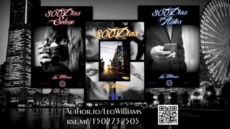 Rosa Azul Ediciones Book Tráiler 300 Días