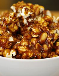Cracker Jacked ~ The best caramel corn you've ever tried... A generous amount of butter and an infusion of fragrant vanilla make for a sweet that looks old-fashioned but tastes opulent. In a recipe this simple, the quality of your ingredients makes all the difference: Splurge on vanilla beans, which give this sticky-crunchy treat its deep flavor!
