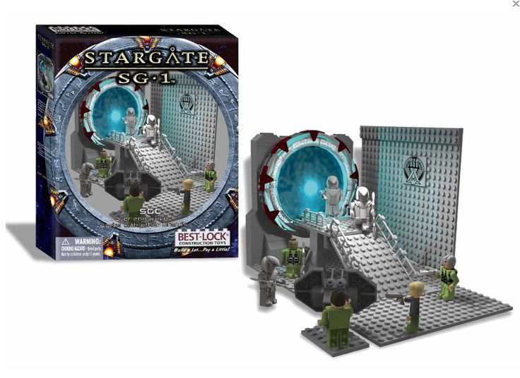 Best Lock Stargate Command