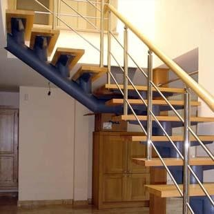 39 best images about iv trabajos on pinterest farms for Escaleras de madera para exteriores