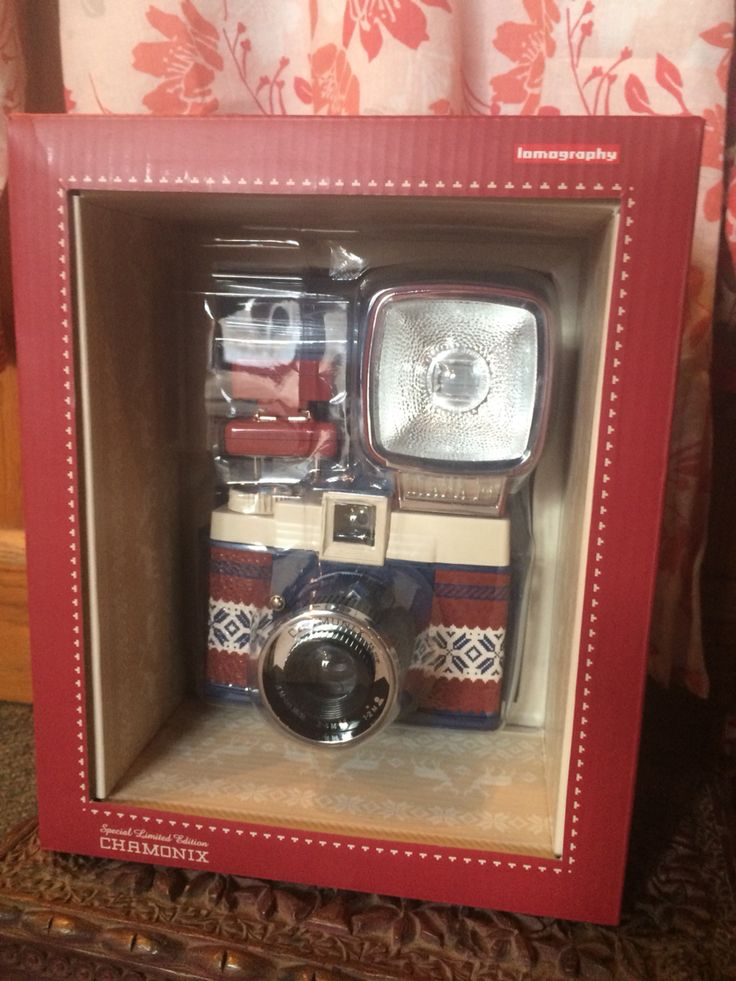 This retro camera by Lomography is just one of hundreds of neat gifts available at the Olana museum shop. Open Fridays through Sundays from 10 AM to 4 PM.