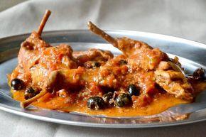 S vášní pro jídlo: Coniglio cacciatora/ Králík po myslivecku