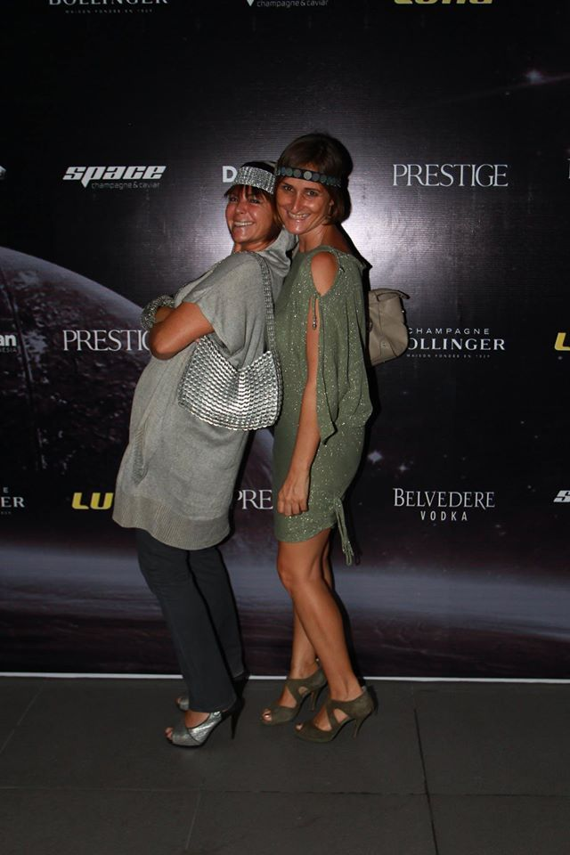 #Lunafriends #Spacechampagne&caviar #launch #party @SophieDigby @Luna2 #friends #Seminyak #Bali