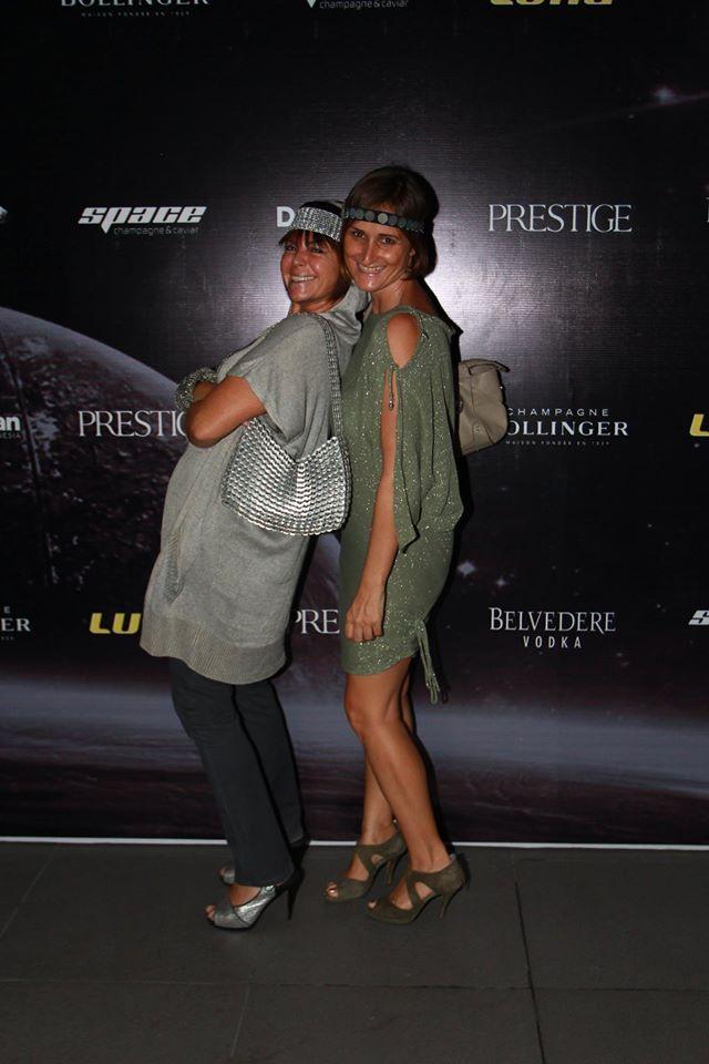 #Lunafriends #Spacechampagne&caviar #launch #party @SophieDigby @Luna2 #friends #Seminyak #Bali
