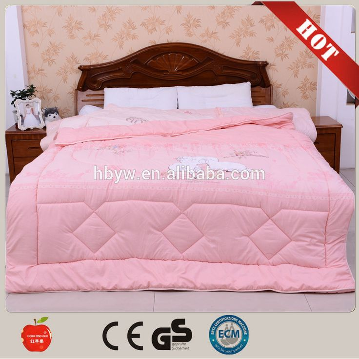 New Products 2016 Innovative Products Printed Quilt 100%cotton/winter Bed  Quilt Custom Printed