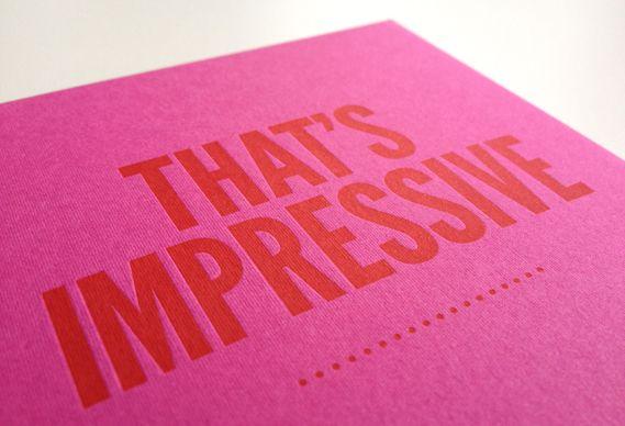 .: Letterpresses Samples, Beautiful Letterpresses, Letterpresses Packs, Graphics Design Inspiration, Prints Design, Kerr Vernon, Impressions Example, Glasgow Press, Letterpress Design