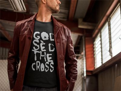 Godsèd & Dis-le! Prod  T-shirts for christians: http://www.godsed.ch
