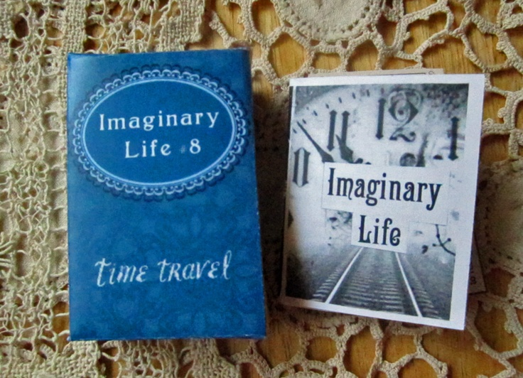 Imaginary Life zine in handmade box. Limited edition. PonyBoy Press: Boxes Limited, Ponyboypress, Minis Dog Qu, Limited Editing, Life Zine, Imaginary Life, Minis Zine, Handmade Boxes
