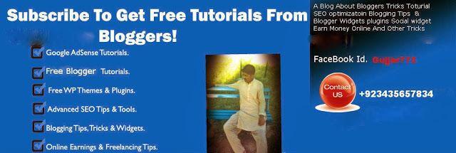 All Blogger tricks