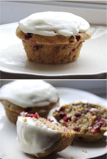 Zucchini, carrot & cranberry muffins (these are incredibly delicious & healthy too!) also can be made into a loaf.