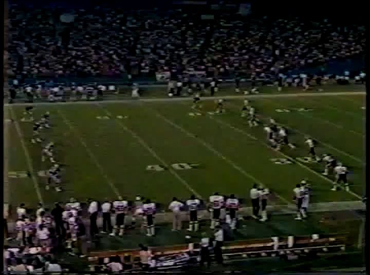 Video: Dallas Cowboys vs Washington Redskins 1983 2nd Half MNF WK 1