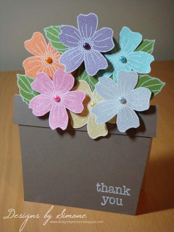17 best images about flower pot gift cards on pinterest