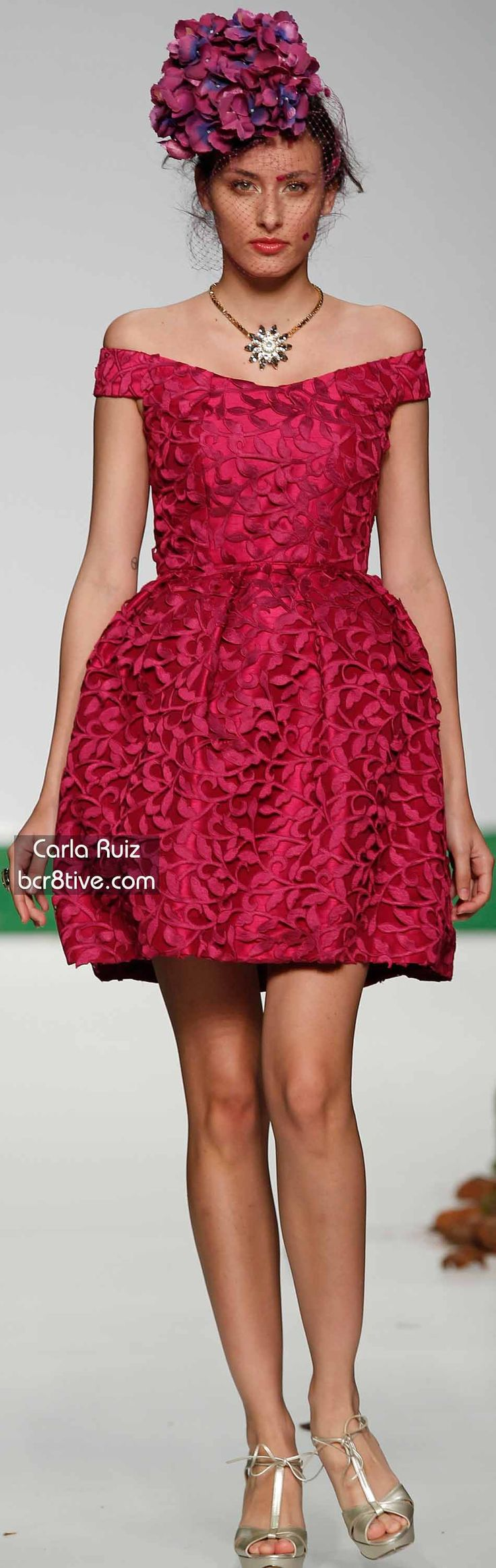 Carla Ruiz Spring 2014 Bridal