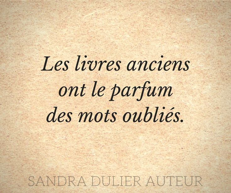 Citation - livres - Sandra Dulier