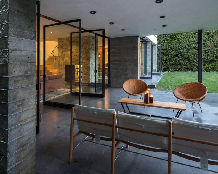 Industrial Modern by Boswell Construction