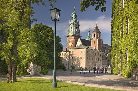 La catedral de Cracovia