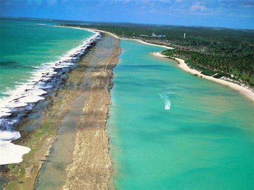 Praia do Muro Alto se localiza em Porto de Galinhas, Pernambuco. É uma praia privada! Conta com os maiores resorts de Pernambuco. O turista vai ter a disposição praia de arrecifes, e piscina natural. É mole?