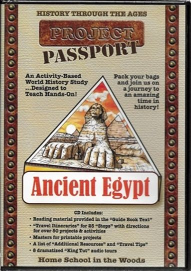 Project Passport: Ancient Egypt CD