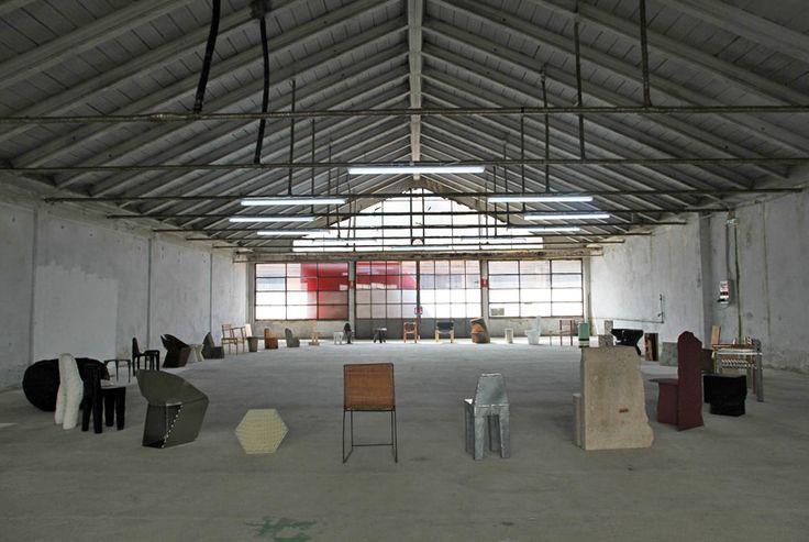 5vie milano presents max lamb's exercises in seating at milan design week