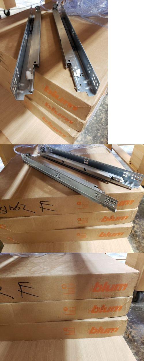 Drawer Slides 134642: Blum 562H5330 Tandem 21 Inch Full