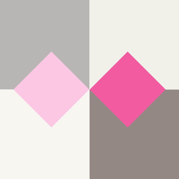 4 col grigi - neutri + 2 rosa