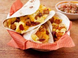 "Jaun in a Million ""Don Juan"" El Taco Grande : Recipes : Cooking Channel"