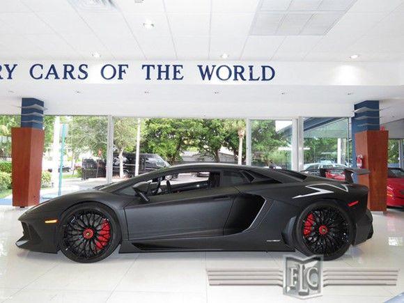 2016 Lamborghini Aventador SV LP 750-4 SV SuperVeloce For Sale