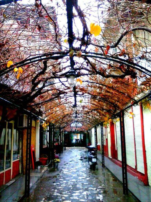 ΚΟΜΟΤΗΝΗ: ΙΣΤΟΡΙΚΗ ΑΓΟΡΑ Town of Komotini: Historic Agora* (*shopping center) Hellas in photos