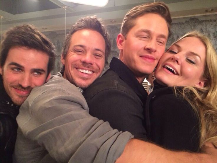 Emma and the boys