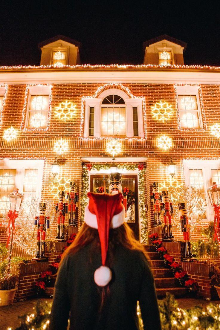 Como visitar as casas decoradas de Natal no Brooklyn