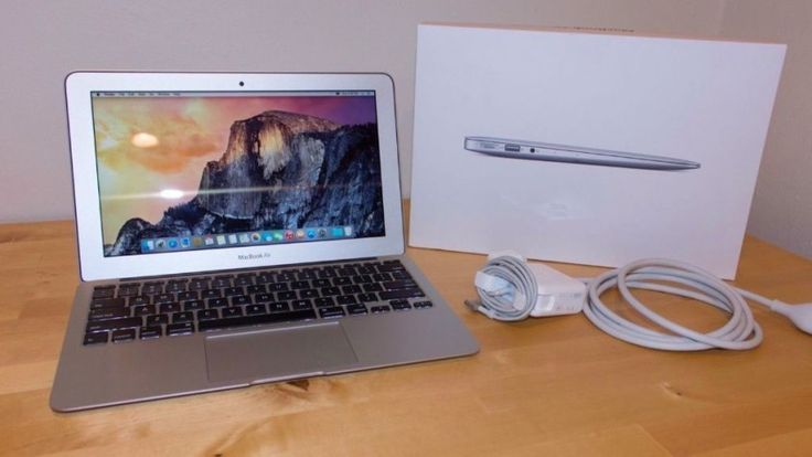 "SUPER CHEAP Macbook Air 11.6"" SOLID STATE HD for sale"