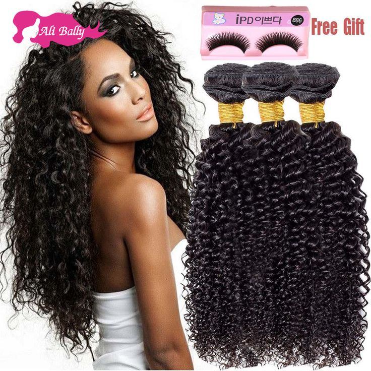 Grace Hair Products 3 Bundle Deep Curly Brazilian Kinky Curly Virgin Hair Afro Kinky Curly Hair Brazilian Curly Weave Human Hair