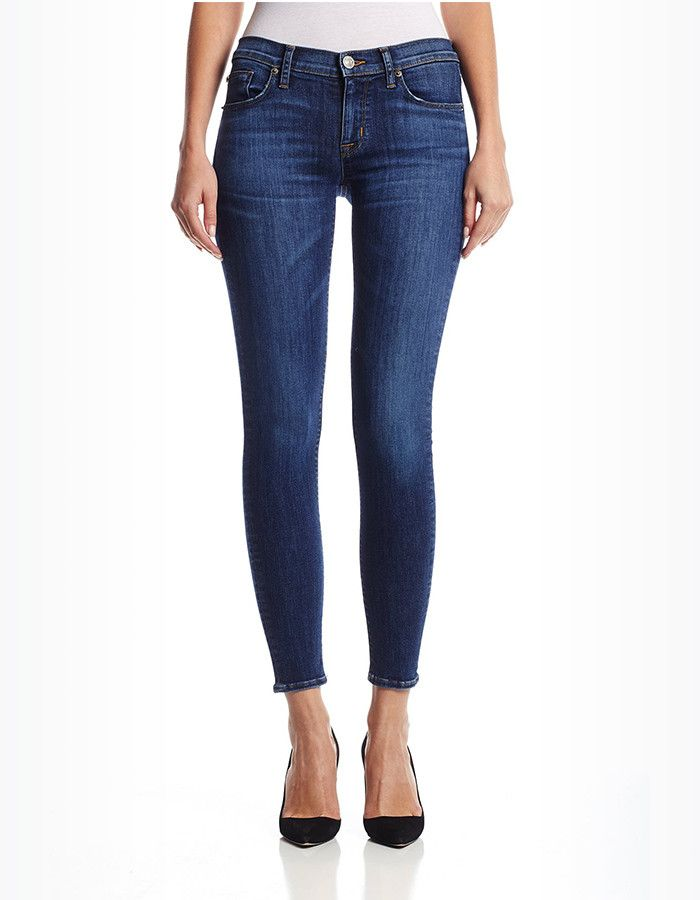 Hudson Jeans Krista Ankle in Dream On