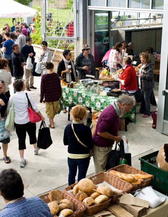 The Stop's Farmers' Market every Saturday all year 'round 8am-1pm