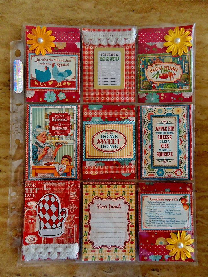 Pocket Letters ❤ Peachy Lamb