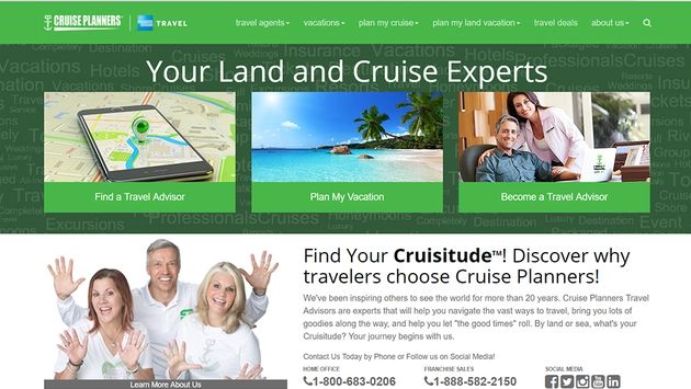 Cruise Planners Rolls Out Updated Website