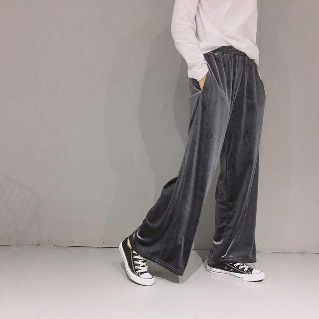 Cher Homme jeans Pas Taille Pantalon Haute Velours nYqCRI4w