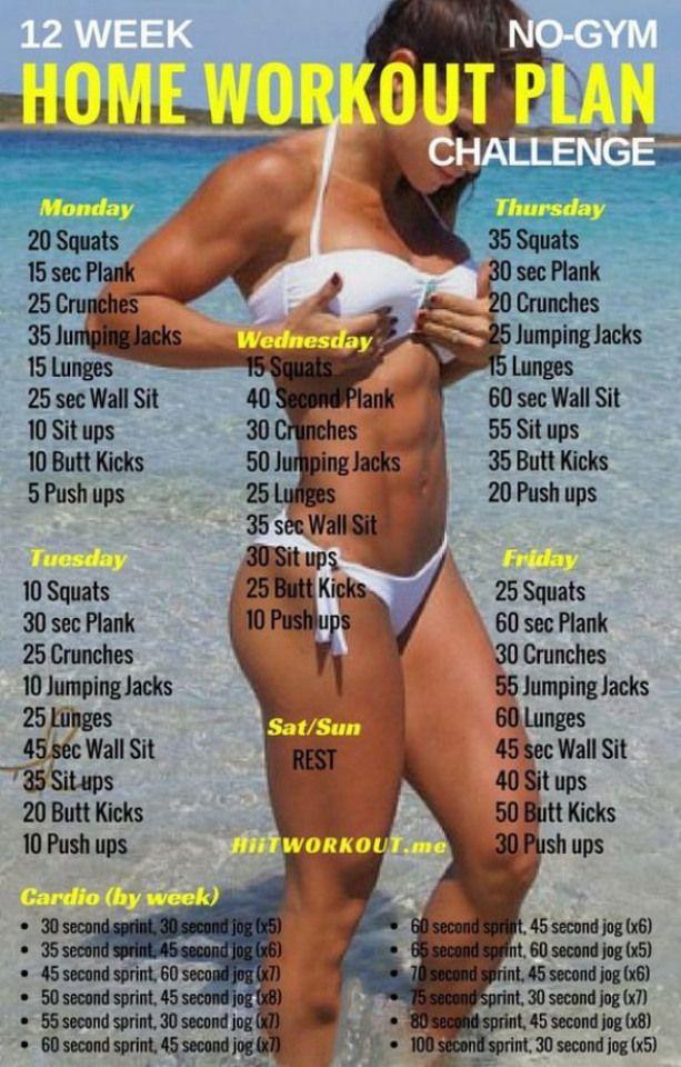 12 week workout #dietplanstoloseweightforwomen | diet ...