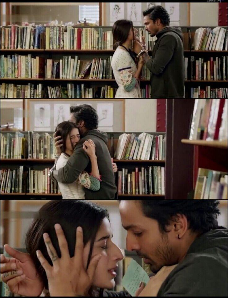 """#Saru """"I read your love letter..."""" & #Inder Sanam Teri Kasam #MawraHocane #HarshvardhanRane"""