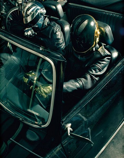 DAFT PUNK - Paris, France (1994 – present) is a multi Grammy Award-winning electronic music duo formed in 1994 in Paris, France, and consisting of French musicians Thomas Bangalter (born 3 January 1975) and Guy-Manuel de Homem-Christo (born 8 February 1974). The band is considered one of the most successful electronic music collaborations of all time, both in album sales and in critical acclaim.