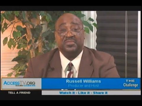 The Challenge with Russell Williams will be LIVE @ 8:00am - 11/16/2017 - be sure to watch it on AccessTV.org Channel 6: https://www.accesstv.org/ch-6  On this episode of the Challenge Russell has a conversation about Economic Solutions for Hartford's poorest with Janet Andrews who is the Chairperson for Greater Hartford Center for Economic and Social Justice.   Watch it • Like it • Share it • with Colleagues, family, friends, and foe, that way you can help keep them in the know…