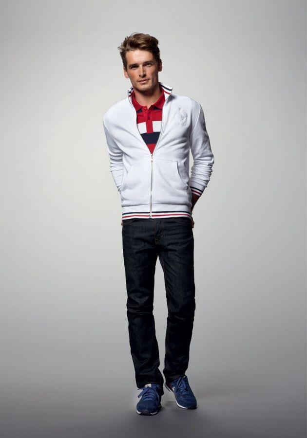 New Collection Of Sportswear For men ... Le Coq Sportif Sportswear Summer 2011 Men └▶ └▶ http://www.pouted.com/?p=17209