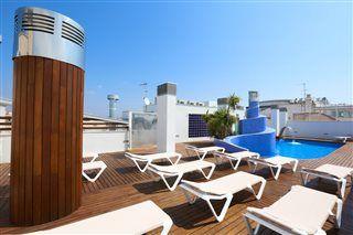 Estupendo apartamento en el centro de Salou a tan solo 60 mts de la playa y situado en el mismo paseo Marítimo Jaime I en el corazón de Salou   http://www.vacaciones-espana.es/14418