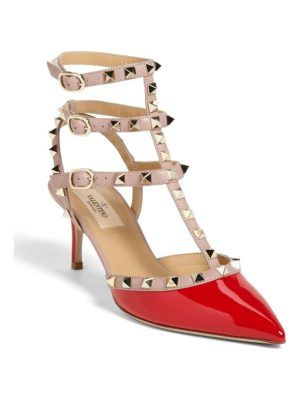 cf3f891a865 Valentino Rockstud Pointy Toe Pump in 2019