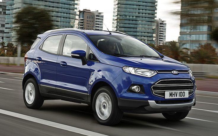Ford Ecosport Review  - Telegraph www.truefleet.co.uk