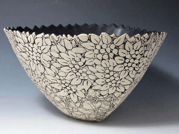 38 best Sgraffito images on Pinterest | Ceramics, Pottery and Sgraffito
