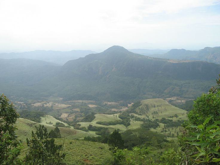 Knuckles Mountain Range, Central Province, Sri Lanka #SriLanka #Mountains #Knuckles