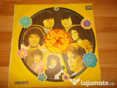 Ești pasionat de muzică? Ce zici de un Disc Vinil Sofia - București?