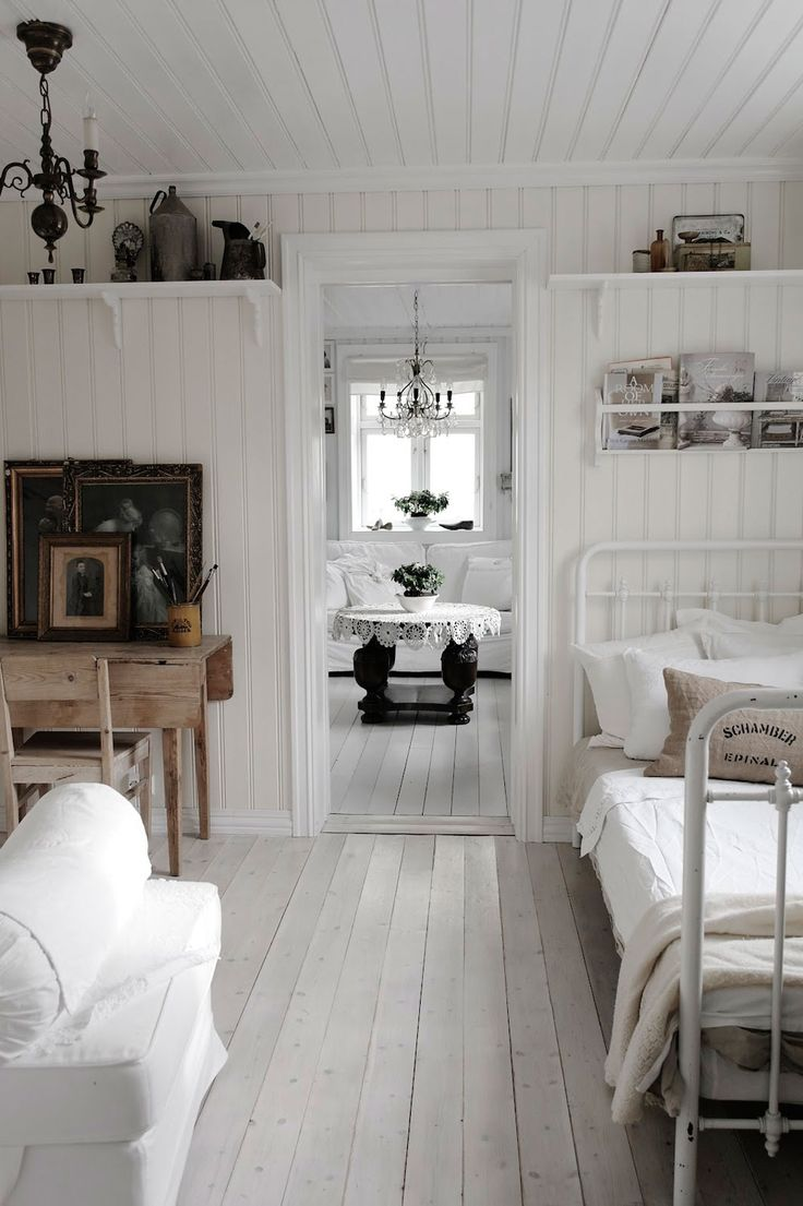 White, Home, Interior, Industrial, Minimal Inspiration, Oracle Fox